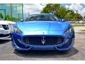 Blu Sofisticato (Sport Blue Metallic) - GranTurismo Sport Coupe Photo No. 2