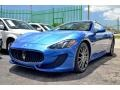 Blu Sofisticato (Sport Blue Metallic) - GranTurismo Sport Coupe Photo No. 6