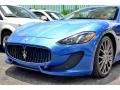 Blu Sofisticato (Sport Blue Metallic) - GranTurismo Sport Coupe Photo No. 7