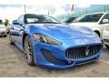 Blu Sofisticato (Sport Blue Metallic) - GranTurismo Sport Coupe Photo No. 61