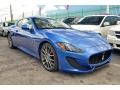 Blu Sofisticato (Sport Blue Metallic) - GranTurismo Sport Coupe Photo No. 62