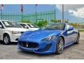 Blu Sofisticato (Sport Blue Metallic) - GranTurismo Sport Coupe Photo No. 100
