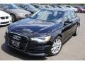 Brilliant Black 2012 Audi A6 3.0T quattro Sedan