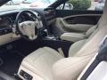 2013 Continental GT Speed Linen Interior