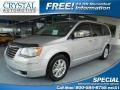 Bright Silver Metallic 2010 Chrysler Town & Country Limited