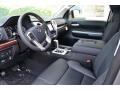 2015 Toyota Tundra Black Interior Interior Photo