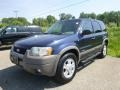 True Blue Metallic 2002 Ford Escape Gallery