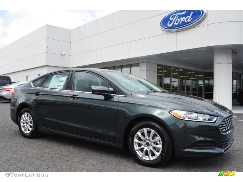Guard Metallic Ford Fusion