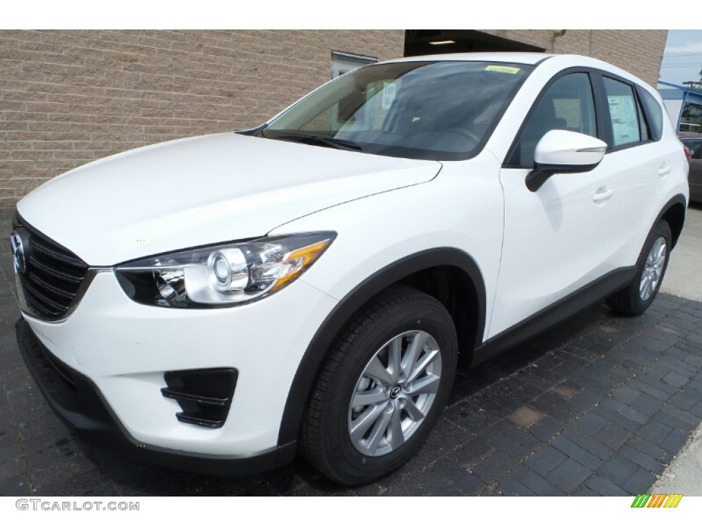 2016 crystal white pearl mica mazda cx 5 sport awd 104323479 car color galleries. Black Bedroom Furniture Sets. Home Design Ideas
