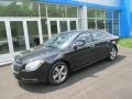 Black Granite Metallic 2012 Chevrolet Malibu LT