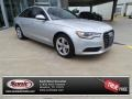 Ice Silver Metallic 2012 Audi A6 2.0T Sedan