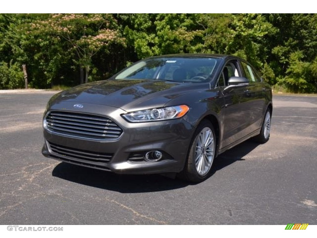 Magnetic Metallic Ford Fusion