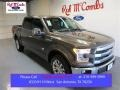 Caribou Metallic 2015 Ford F150 King Ranch SuperCrew 4x4