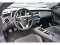 Black Prime Interior Photo for 2014 Chevrolet Camaro #104430962