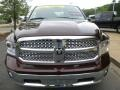 Western Brown Pearl - 1500 Laramie Quad Cab 4x4 Photo No. 4