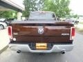 Western Brown Pearl - 1500 Laramie Quad Cab 4x4 Photo No. 9