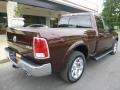 Western Brown Pearl - 1500 Laramie Quad Cab 4x4 Photo No. 10