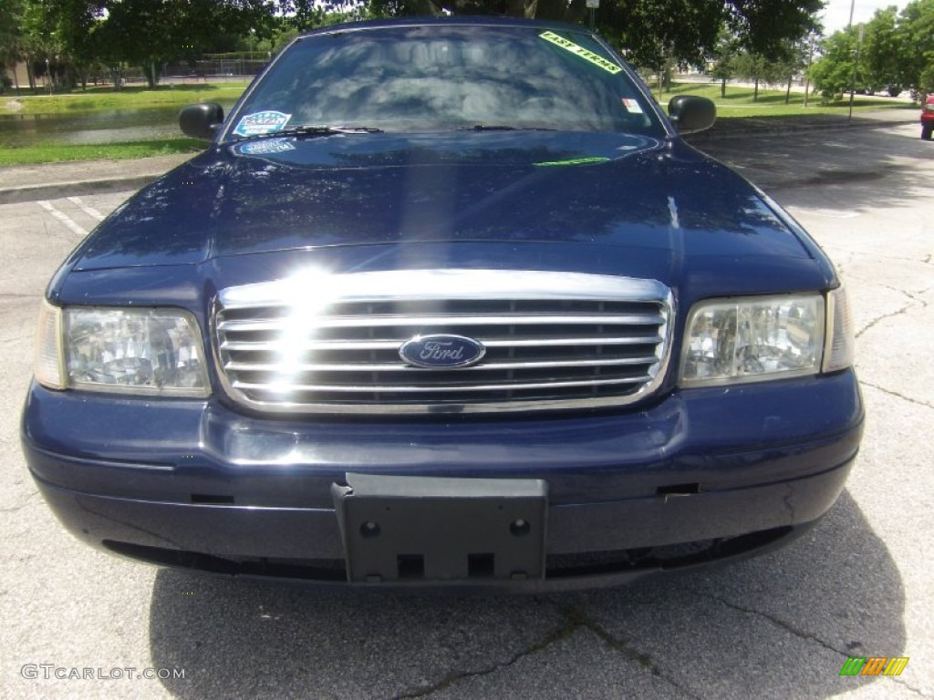 At $3,975, Could This 2011 Ford Crown Vic Interceptor Be ...  |Blue Ford Interceptor
