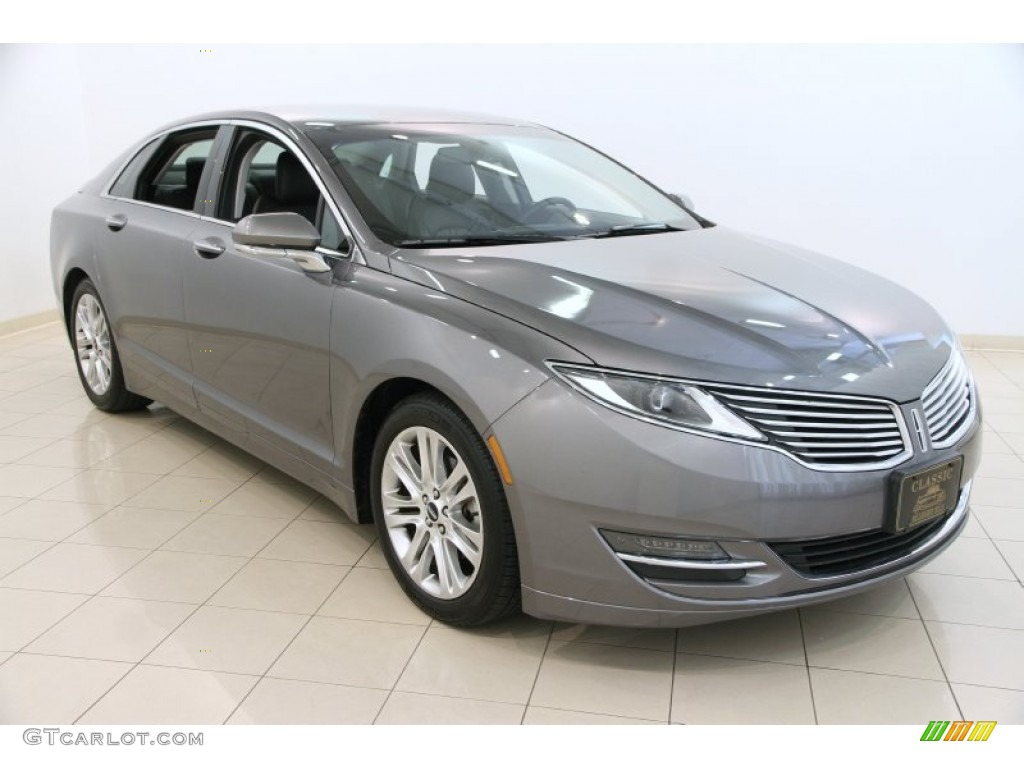 2014 sterling gray lincoln mkz hybrid 104481309 photo 8 car color galleries. Black Bedroom Furniture Sets. Home Design Ideas