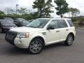 Alaska White 2010 Land Rover LR2 HSE