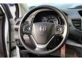 2012 White Diamond Pearl Honda CR-V EX 4WD  photo #17
