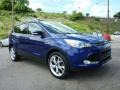 2013 Deep Impact Blue Metallic Ford Escape Titanium 2.0L EcoBoost 4WD #104481027