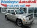 Light Sandstone Metallic 2009 Jeep Patriot Sport