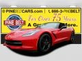 Torch Red 2015 Chevrolet Corvette Stingray Convertible