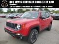 Colorado Red 2015 Jeep Renegade Trailhawk 4x4