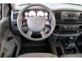 2006 Patriot Blue Pearl Dodge Ram 1500 ST Quad Cab  photo #5