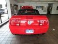 2007 Torch Red Ford Mustang Shelby GT500 Convertible  photo #12