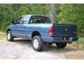 2005 Atlantic Blue Pearl Dodge Ram 1500 SLT Quad Cab 4x4  photo #4