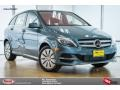 Universe Blue Metallic 2015 Mercedes-Benz B Electric Drive