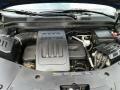 2010 Navy Blue Metallic Chevrolet Equinox LS  photo #25