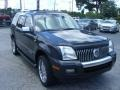 Black 2007 Mercury Mountaineer Premier AWD