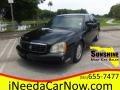 Black Raven 2004 Cadillac DeVille DHS