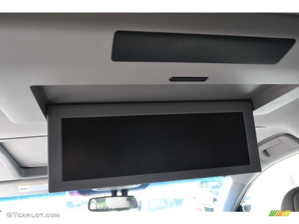 2012 Sienna Limited AWD - Predawn Gray Mica / Light Gray photo #9