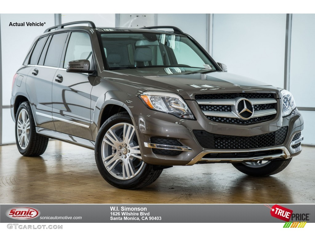 2015 pebble grey metallic mercedes benz glk 350 104715366 for Mercedes benz glk 2014
