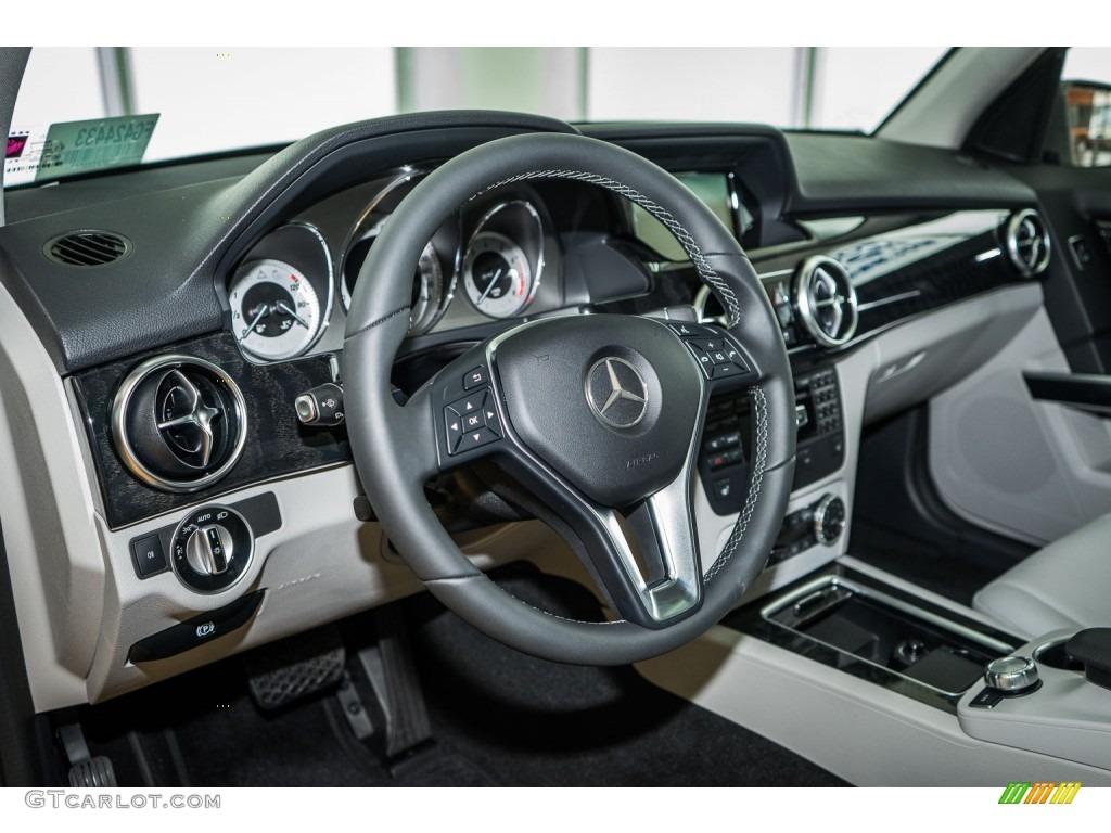 2015 Pebble Grey Metallic Mercedes Benz Glk 350 104715366 Photo 6 Car Color