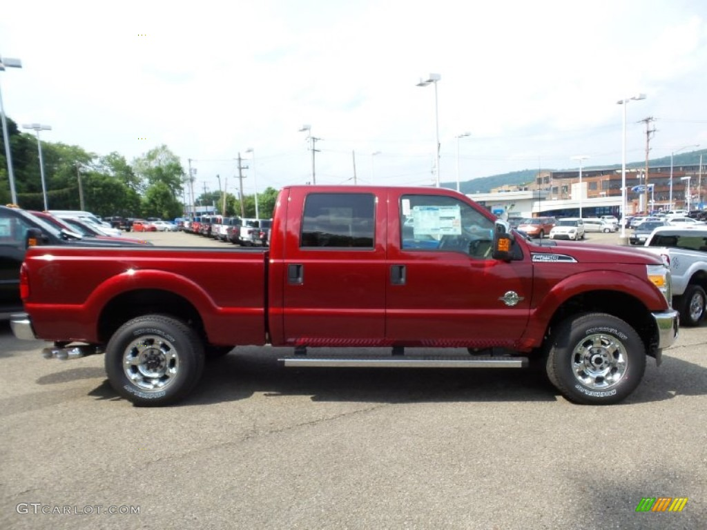 East Petersburg Pa >> Ruby Red Ford F250 | Autos Post