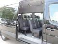 Jet Black - Sprinter 2500 High Roof Passenger Van Photo No. 19