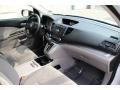 2013 White Diamond Pearl Honda CR-V LX AWD  photo #26