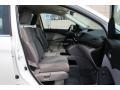 2013 White Diamond Pearl Honda CR-V LX AWD  photo #27