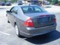 2011 Sterling Grey Metallic Ford Fusion SEL  photo #3