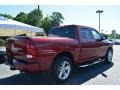 2012 Deep Molten Red Pearl Dodge Ram 1500 Express Crew Cab  photo #3