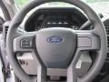 Medium Earth Gray Steering Wheel Photo for 2015 Ford F150 #104784094