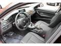 2015 3 Series 328i xDrive Gran Turismo Black Interior