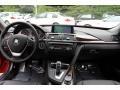 Dashboard of 2015 3 Series 328i xDrive Gran Turismo