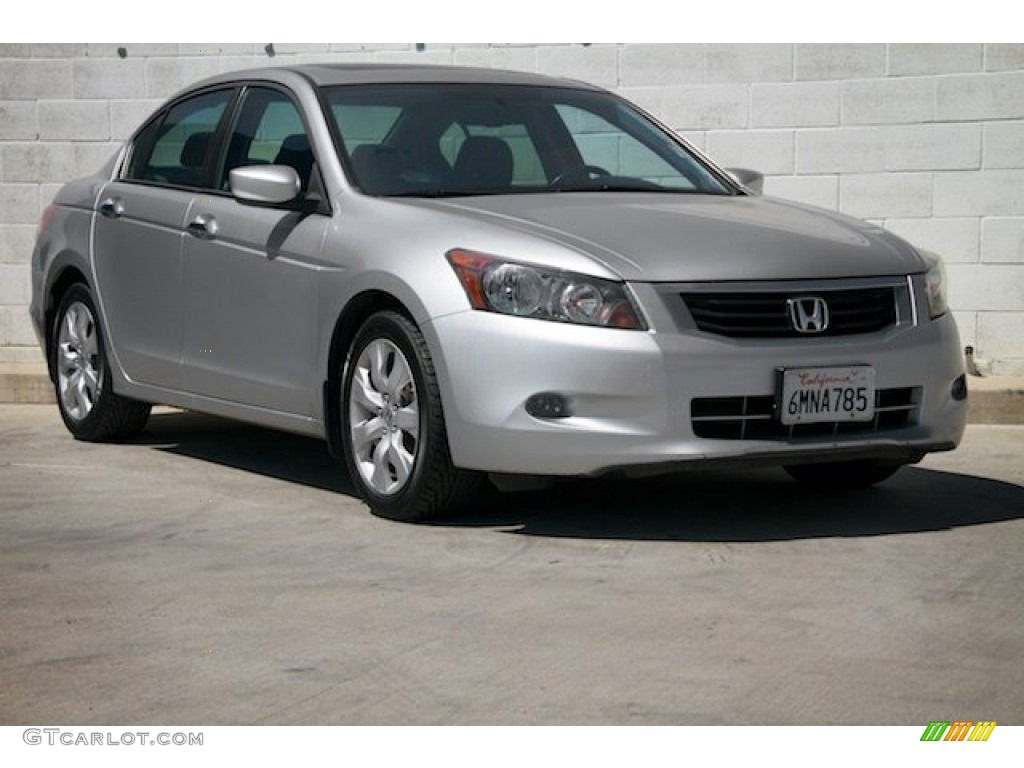 2010 alabaster silver metallic honda accord ex l v6 sedan for Honda accord ex l v6