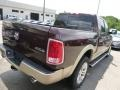 2015 Western Brown Ram 1500 Laramie Long Horn Crew Cab 4x4  photo #7